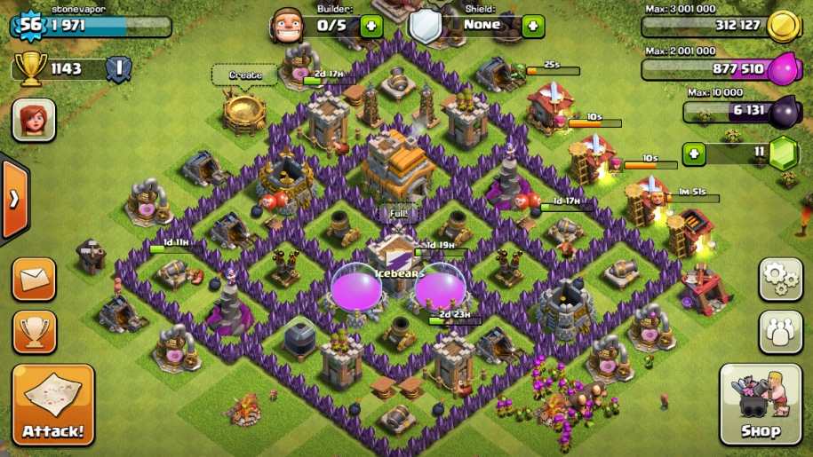 1886906 Th7 Anti Dragon War Base Layout 2015